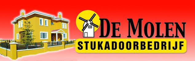 De Molen Stukadoors Logo
